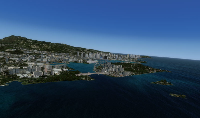 沖縄でお手頃価格で気軽に飛行機の操縦体験が楽しめるトライエア