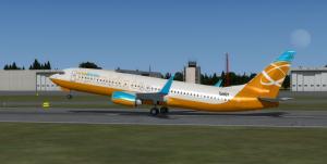 737 Air borne