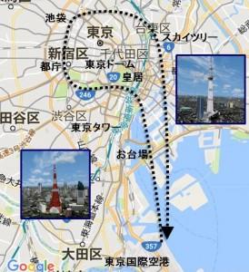 ヘリ東京20分