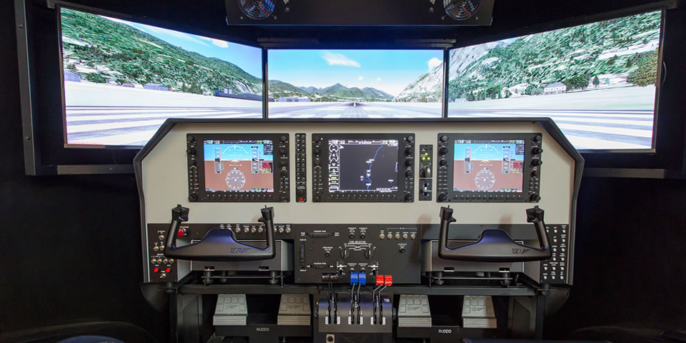 飛行訓練装置(FTD)の販売・定期...